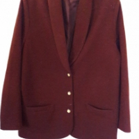 A Brown Blazer Type Chedee Coat