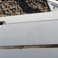 BMW E36 RIGHT FRONT DOOR SHELLl – USED