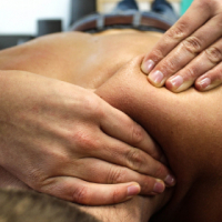 Backache, painful shoulders, burning feet, swollen ankles relief treatment