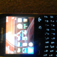 Red Blackberry 9320 Curve