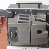 Bell & Howell 16mm Projector - No power cord