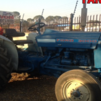 S2424 Blue Ford 3000 35Kw/47Hp 2x4 Pre-Owned Tractor