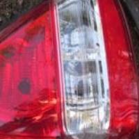 2014 Toyota Etios Sedan Left Taillight For Sale