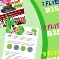 Flyer Designs (Design Only)