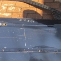BMW E46 R F DOOR SHELL – USED