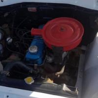 Datsun 1200 met 1400 motor in