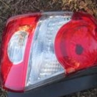 2014 Toyota Etios Hatch Left Taillight For Sale