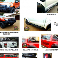 Ford ranger 4x4 Accesories
