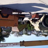 Austin - Western 410- Senior Hydraulic Crane.