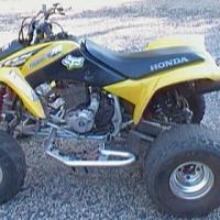 2005 honda TRX400EX to swop for a namebrand two wheeler