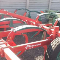 Kverneland CLG 9 tand NUUT
