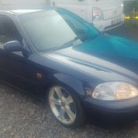 2001 Honda Civic 1.6i - For sale