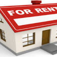 House to rent on a plot