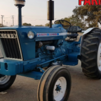S2433 Blue Ford 5000 (Offsite) 4X2 Pre-Owned Tractor