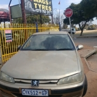 peugeot 406 stripping 4 parts