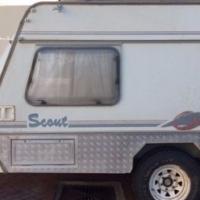 1994 Sprite Scout Gravel Roader