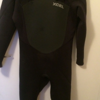 Excell Wetsuit for sale   Thermo Carbon   Wetsuit is in reasonable condition  L
