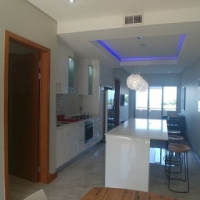 2 bedroom upmarket self-catering apartment in a secure complex