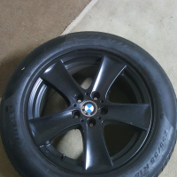 BMW X5 Rim/mag & Tyre