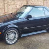 1989 toyota MR2 Lhd good condition to swop
