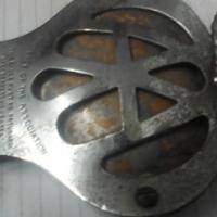 1960 AA rhodisan member emblem