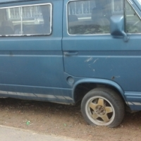 caravelle 12seater no enjin or gearbox