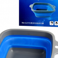 Leisure Quip Foldaway Multi-Purpose Square Bowl