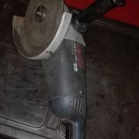 Large angle grinder