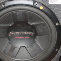 Pioneer car subwoofer S024864a