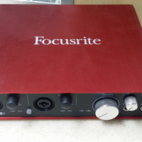 Focustrite audio interface