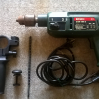 Bosch hammer drill 520-2