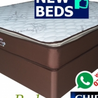 Luxury Bamboo Pillow Top Queen Bed R2499 Save R1000.Huge Savings!!!!!!