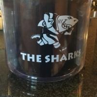 Sharks Ice Bucket
