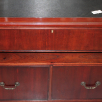 Brown sideboard S024504b