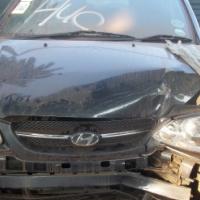 Hyundai Getz 1.5 CRDI 2007 Stripping for spares