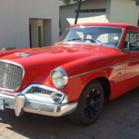 A REAL BARGAIN - 1959 V8 Studebaker Silver Hawk - One Of The Best!