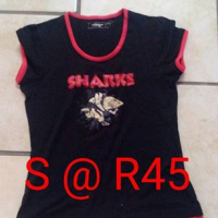Small sharks shirt