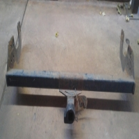 Toyota Hilux Tow Bar