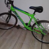 """Raleigh Ascent 24"""" fiets te koop"""