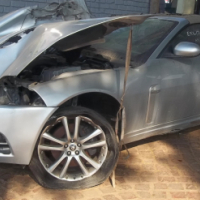 Jaguar XK-R Coupe Stripping for spares