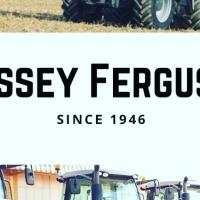 New Massey Ferguson Tractors
