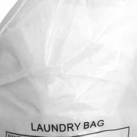 White laundry bag pack of 200!!! On Special!!!