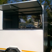 !!! Food trailers built to client spec from R26500 !!!
