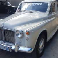 1959  Rover  P4  100  for sale.- Not To Be Missed!