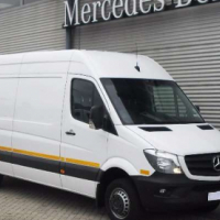 Mercedes Benz Sprinter 519 XL Panel Van