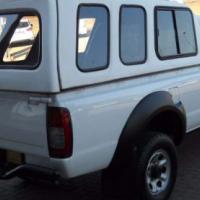 Nissan Hardbody NP300 2.4I 4X4 LWB MANUAL