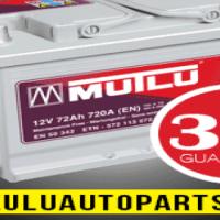 MUTLU 658 90Ah Starter Battery - FREE delivery