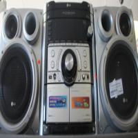 LG Hi-Fi system S024941g