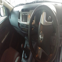 Toyota Hilux Double Cap
