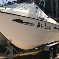 21 ft  Kingcat 2006 Sport